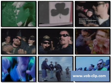 House Of Pain - Shamrocks And Shenanigans (1992) (VOB)