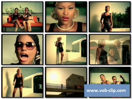Eve Feat. Alicia Keys - Gangsta Lovin (2002) (VOB)