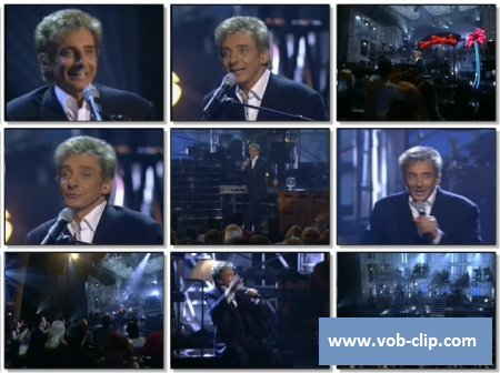 Barry Manilow - Can't Smile Without You (2008) (VOB)