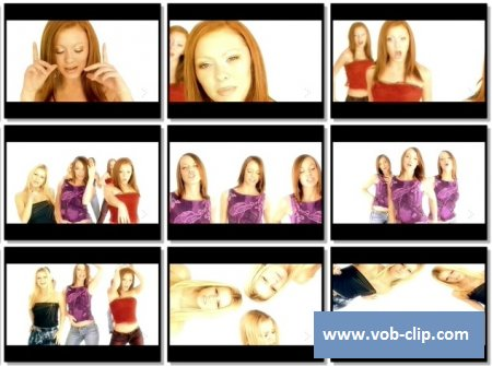 Atomic Kitten - Whole Again (2001) (VOB)
