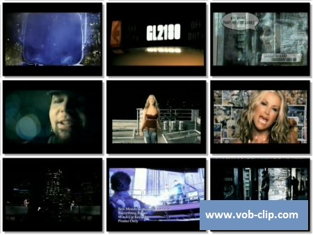 Ben Moody Feat. Anastacia - Everything Burns (2005) (VOB)