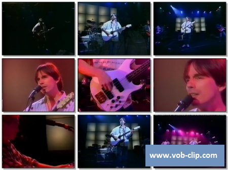 Jackson Browne - In The Shape Of A Heart (1986) (VOB)