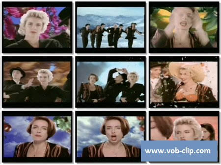 Bananarama - Nathan Jones (1988) (VOB)