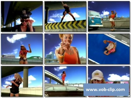 D.O.N.S. Feat. Technotronic - Pump Up The Jam 2005 (2005) (VOB)