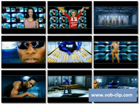 Captain Hollywood Project - Axel.F (2003) (VOB)