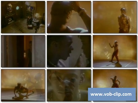 Bobby Brown - Rock Wit'cha (1989) (VOB)