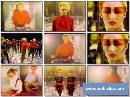 A Flock Of Seagulls - I Ran (So Far Away) (1982) (VOB)
