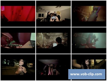 Calvin Harris - Flashback (David Guetta Remix) (Dj Dem Rok Video Edit) (2010) (VOB)