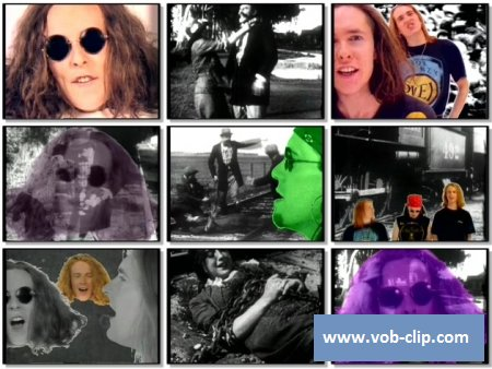 Wonder Stuff - It's Yer Money I'm After Baby (1988) (VOB)