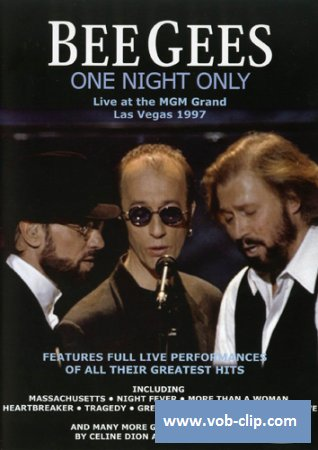Bee Gees - One Night Only (1997) (DVD5)