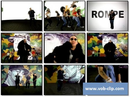 Daddy Yankee Feat. Lloyd Banks And Young Buck - Rompe (Remix) (2006) (VOB)