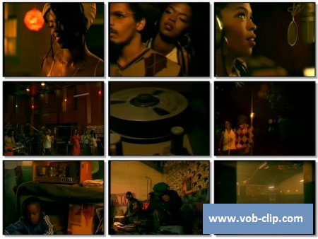 Bob Marley Feat. Lauryn Hill - Turn Your Lights Down Low (1999) (VOB)