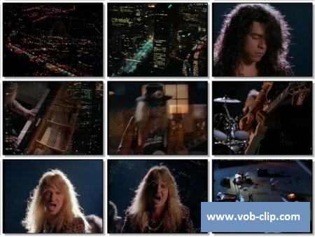 Great White - The Angel Song (1989) (VOB)
