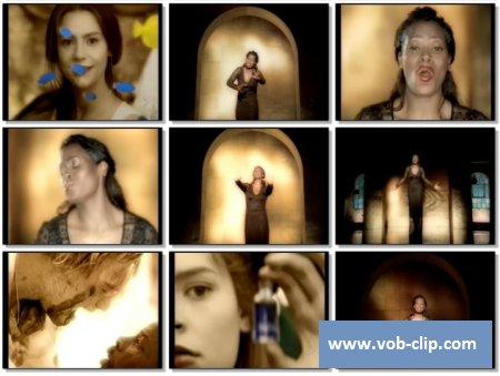 Des'ree - I'm Kissing You (1996) (VOB)
