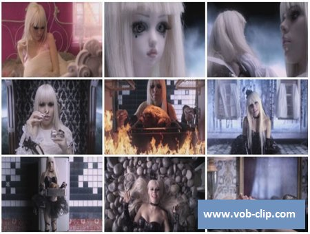 Kerli - Walking On Air (Josh Harris Remix) (2012) (VOB)