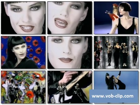 Shakespear's Sister - You're History (1989) (VOB)