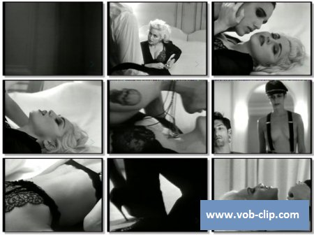 Madonna - Justify My Love (1990) (VOB)