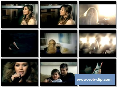 Kelly Clarkson - My Life Would Suck Without You (2009) (VOB)