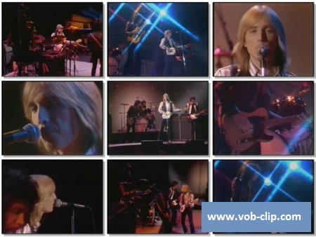 Tom Petty And The Heartbreakers - American Girl (1977) (VOB)