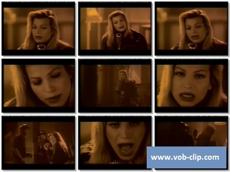 Taylor Dayne - Love Will Lead You Back (1990) (VOB)