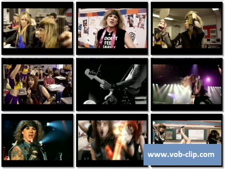 Steel Panther - Death To All But Metal (2009) (VOB)