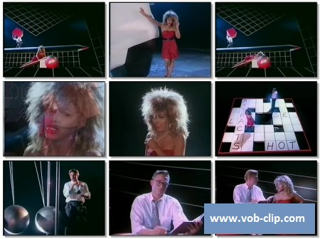 Tina Turner - Typical Male (1986) (VOB)