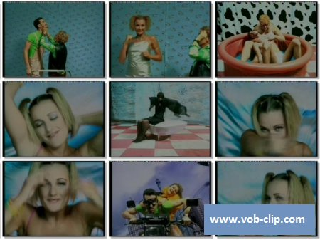 Whigfield - Givin' All My Love (1998) (VOB)