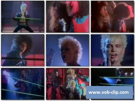 Billy Idol - To Be A Lover (1986) (VOB)