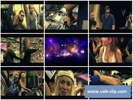 Afrojack, Dimitri Vegas, Like Mike And Nervo - The Way We See The World (Extended Version) (2011) (VOB)