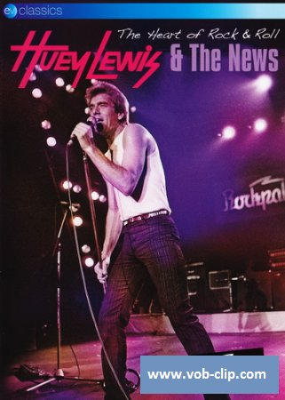 Huey Lewis And The News - The Heart Of Rock & Roll (2010) (DVD9)