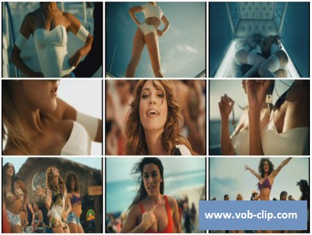 Arianna Feat. Pitbull - Sexy People (The Fiat Song) (2013) (VOB)