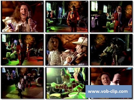 Wonder Stuff - The Size Of A Cow (1990) (VOB)