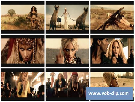Beyonce - Run The World (Girls) (Extended Version) (2011) (VOB)
