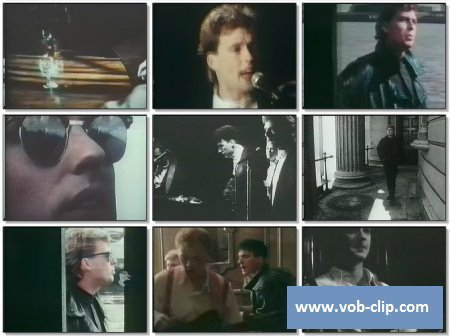 O.M.D.(Orchestral Manoeuvres In The Dark) - (Forever) Live And Die (1986) (VOB)