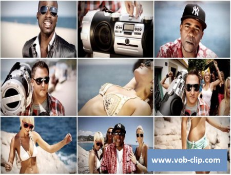 Bryce Feat. Gerald G! And J-Malik - Dance (2010) (VOB)