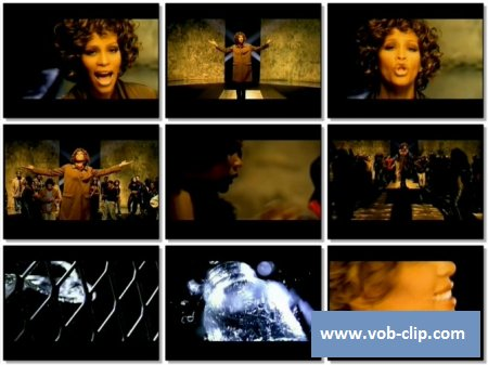 Whitney Houston - Step By Step (1997) (VOB)