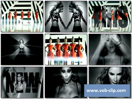 Girls Aloud - Something New (2012) (VOB)