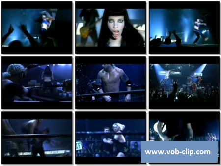 Bif Naked - We're Not Gonna Take It (2000) (VOB)
