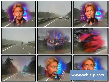 Chris Rea - Driving Home For Christmas (1988) (VOB)
