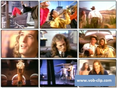 Michael Bolton - Love Is A Wonderful Thing (1991) (VOB)