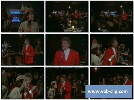 Barry Manilow With Expose - Jingle Bells (Live) (1990) (VOB)
