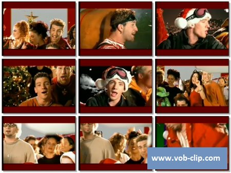 N'Sync - Merry Christmas, Happy Holidays (1998) (VOB)