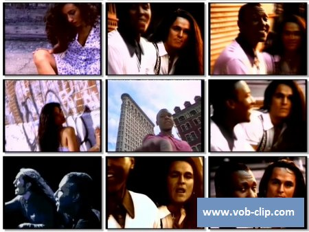 Charles And Eddie - Would I Lie To You (1992) (VOB)