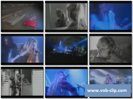 Vince Neil - Can't Have Your Cake (1992) (VOB)
