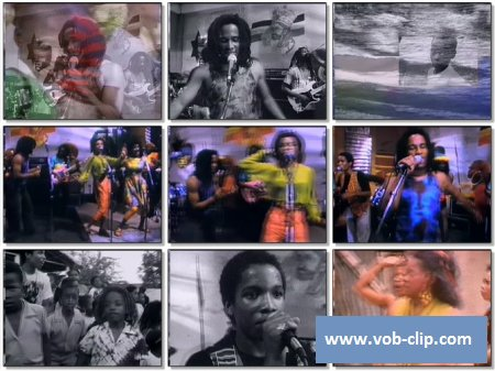 Ziggy Marley And The Melody Makers - Look Who's Dancing (1989) (VOB)