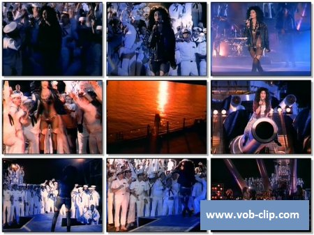 Cher - If I Could Turn Back Time (1989) (VOB)