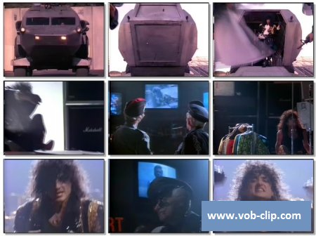 Quiet Riot - The Wild And The Young (1986) (VOB)