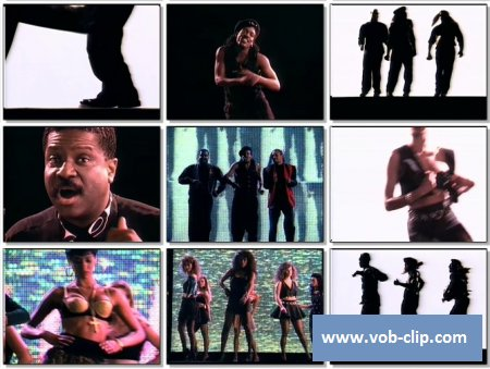 Gap Band - All Of My Love (1989) (VOB)