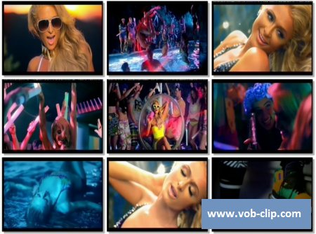 Paris Hilton Feat. Lil' Wayne - Good Time (2013) (VOB)