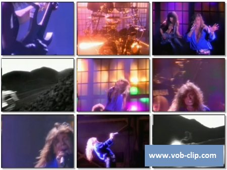 Steelheart - Can't Stop Me Lovin You (1990) (VOB)